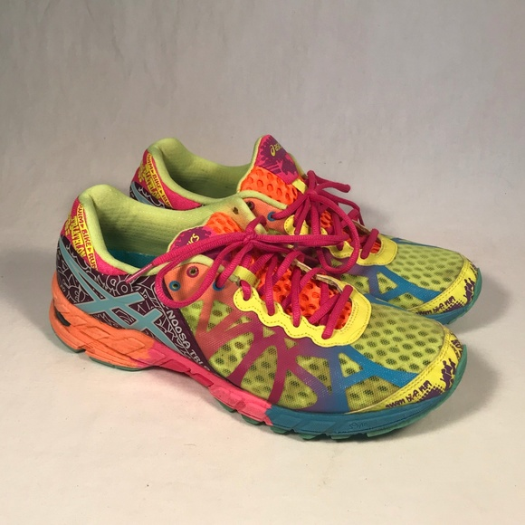 Asics (T458N) Gel Noosa Tri 9 Shoes Women 11